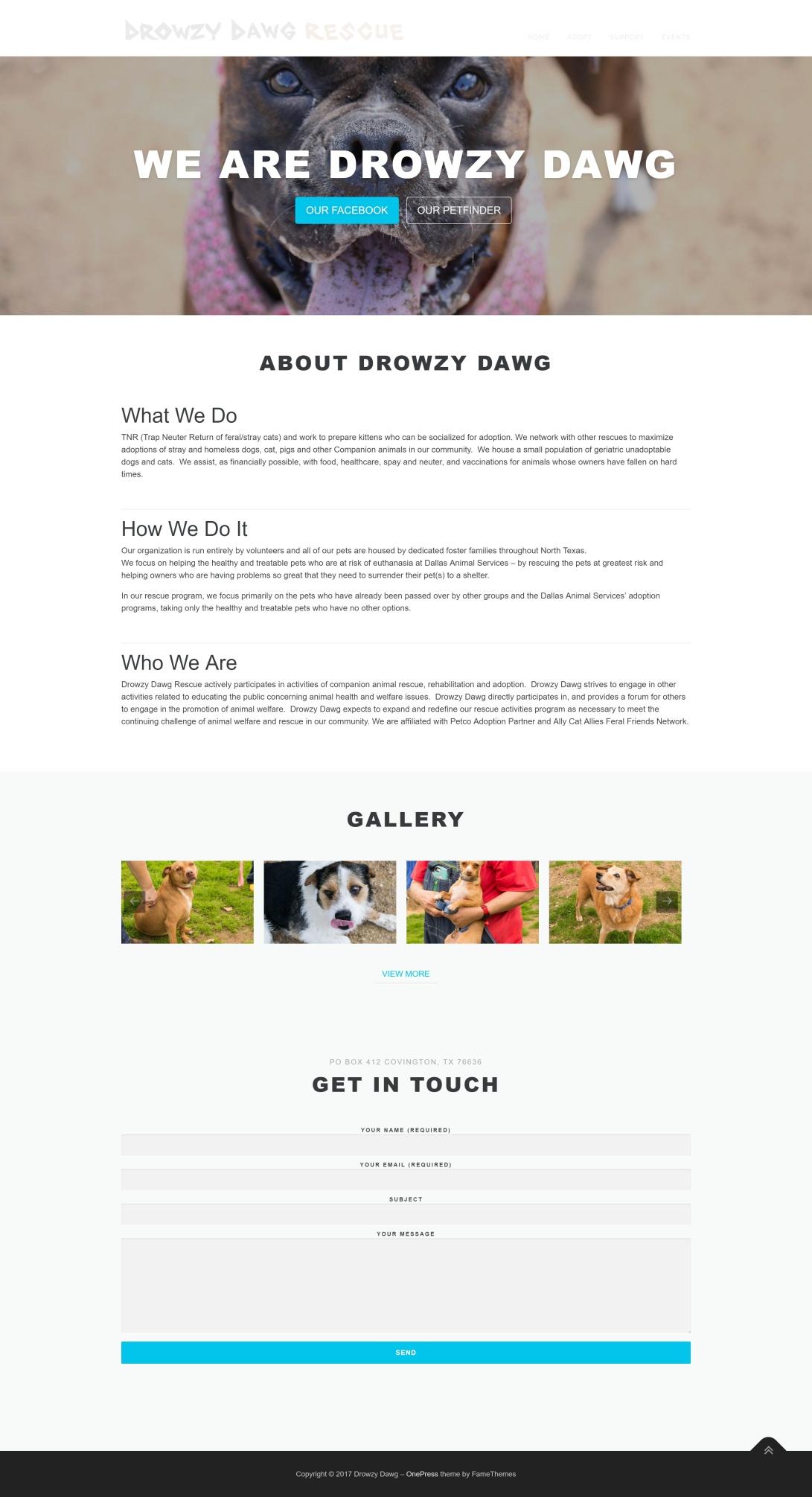drowzy dawg homepage (2)