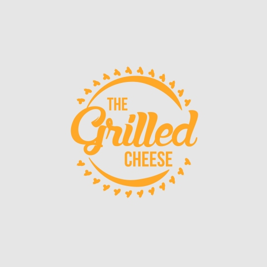 The Grilled Cheese Cafe Logo