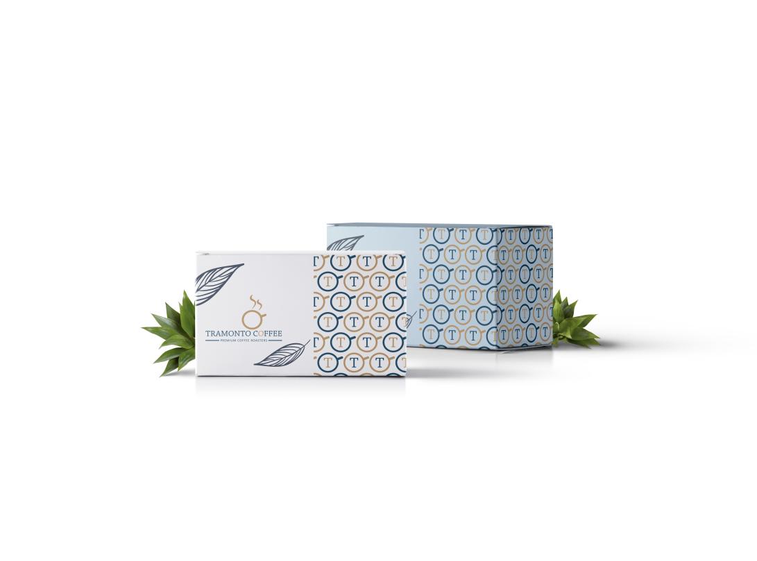 Tramonto-cardboard-box