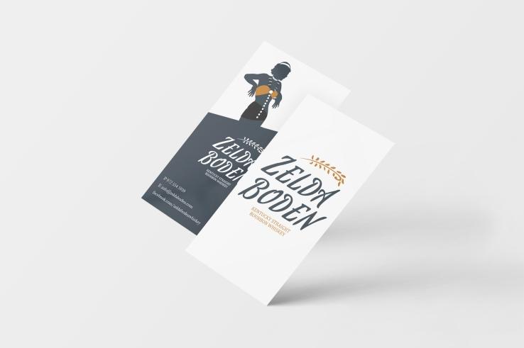 Zelda Boden Business Card